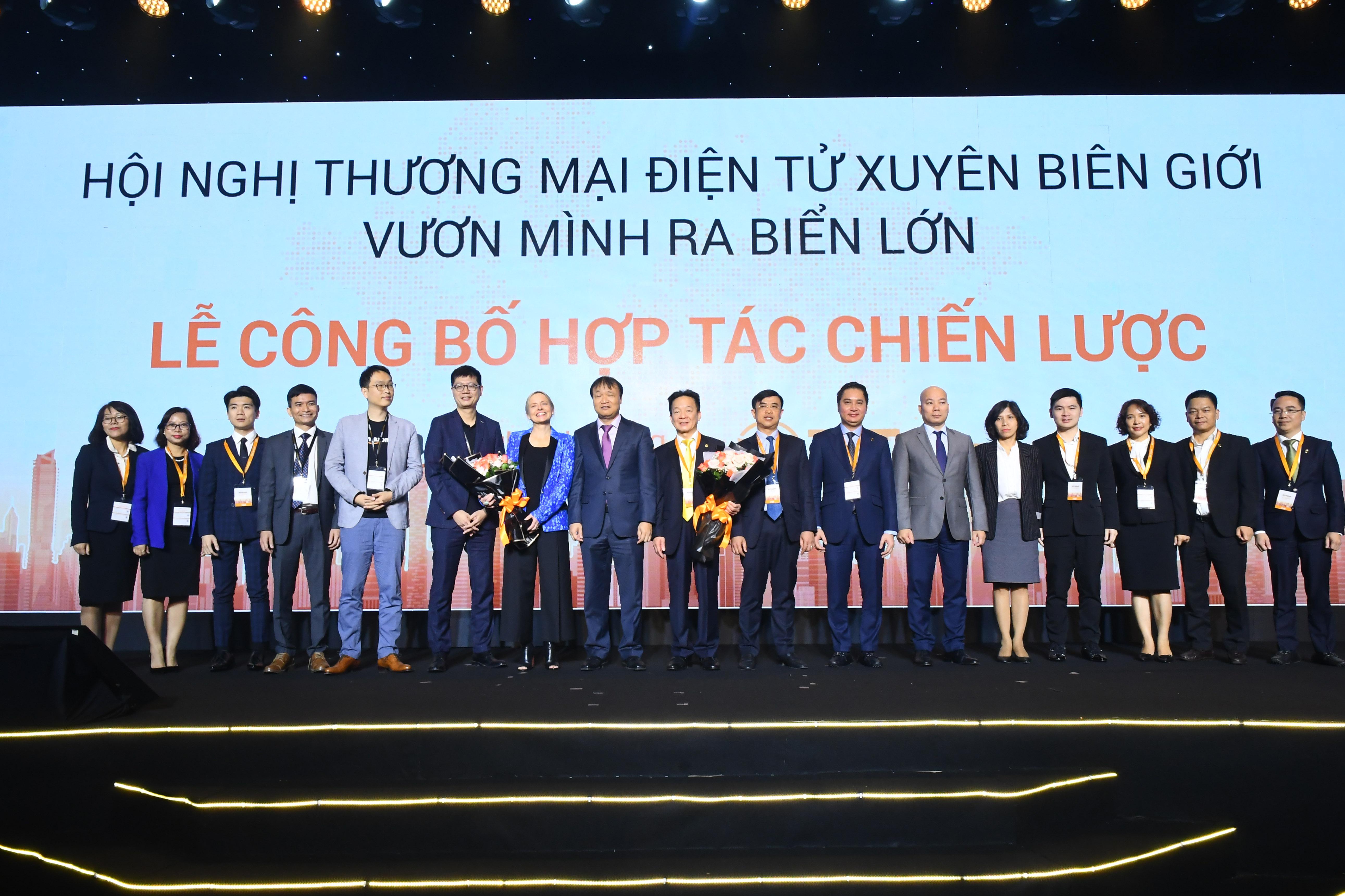 T&T Group, SHB bắt tay hợp tác chiến lược với Amazon