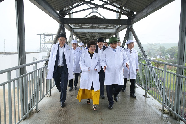 Nữ doanh nhân Thái Hương: 3 lần liên tiếp lọt vào danh sách những phụ nữ có ảnh hưởng nhất Việt Nam 1