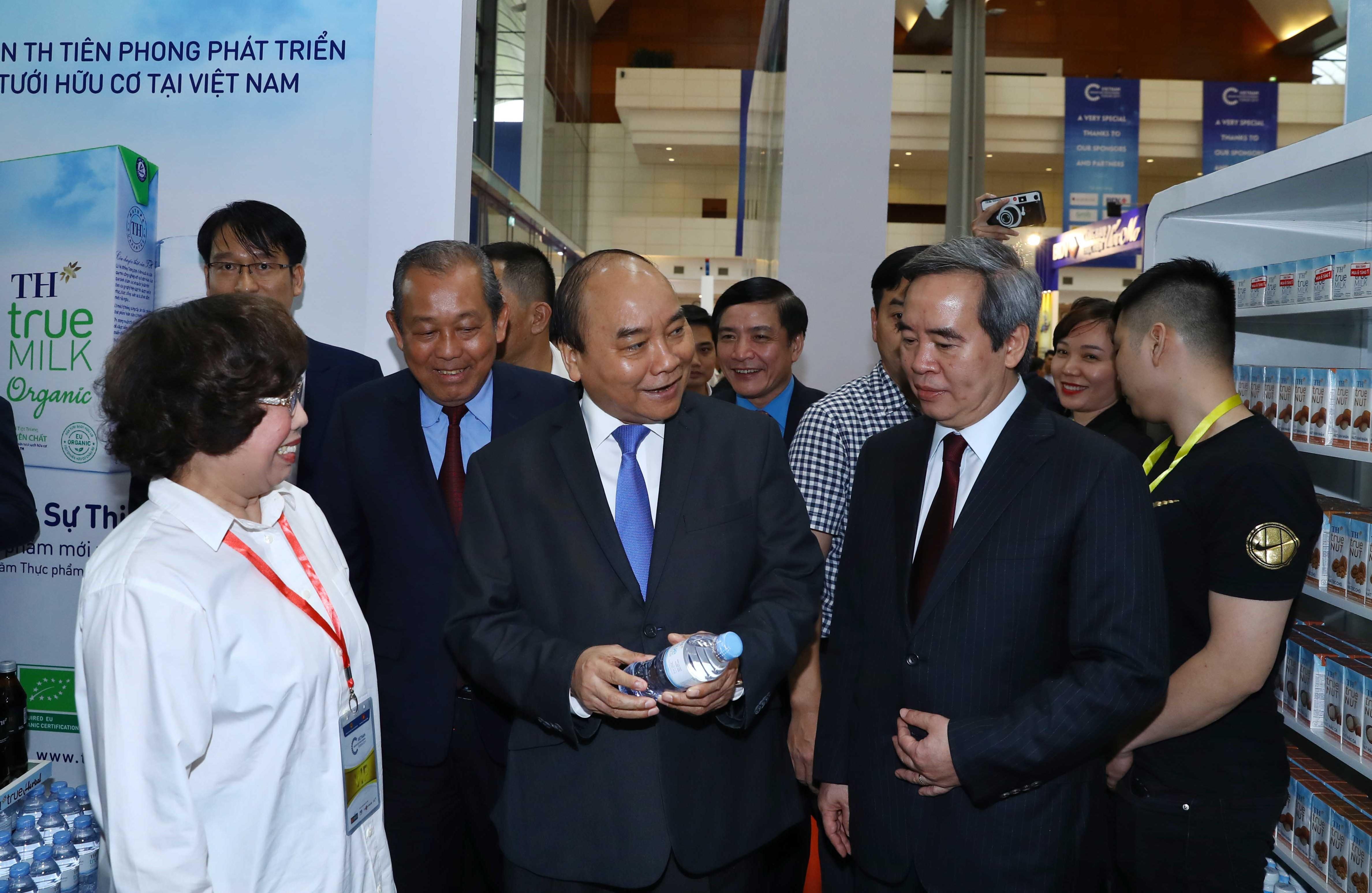 Những doanh nghiệp đầu tàu hiến kế tạo lập chuỗi giá trị nông nghiệp Việt 1