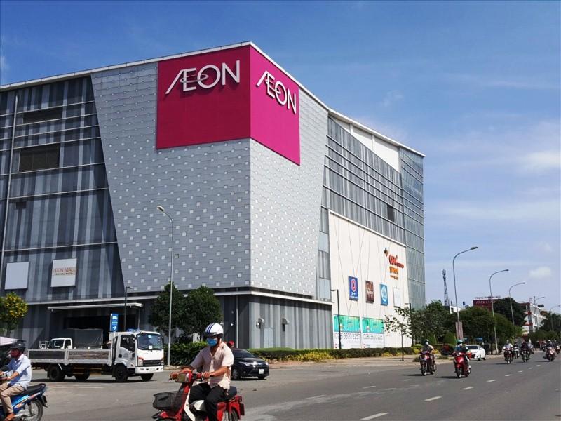 Mô hình bán lẻ ưu việt của Aeon Việt Nam