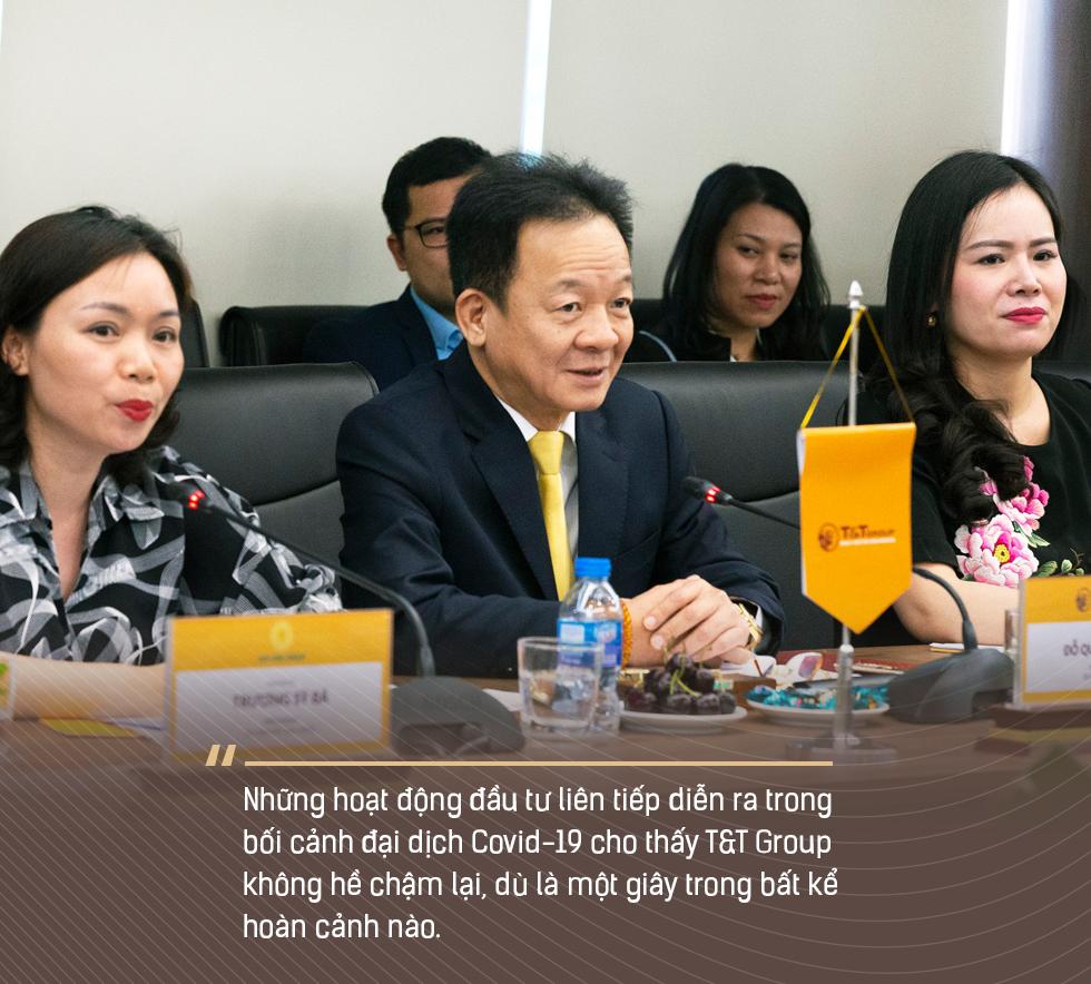 Tinh thần Bạch Thái Bưởi của Chủ tịch T&T Group Đỗ Quang Hiển 1
