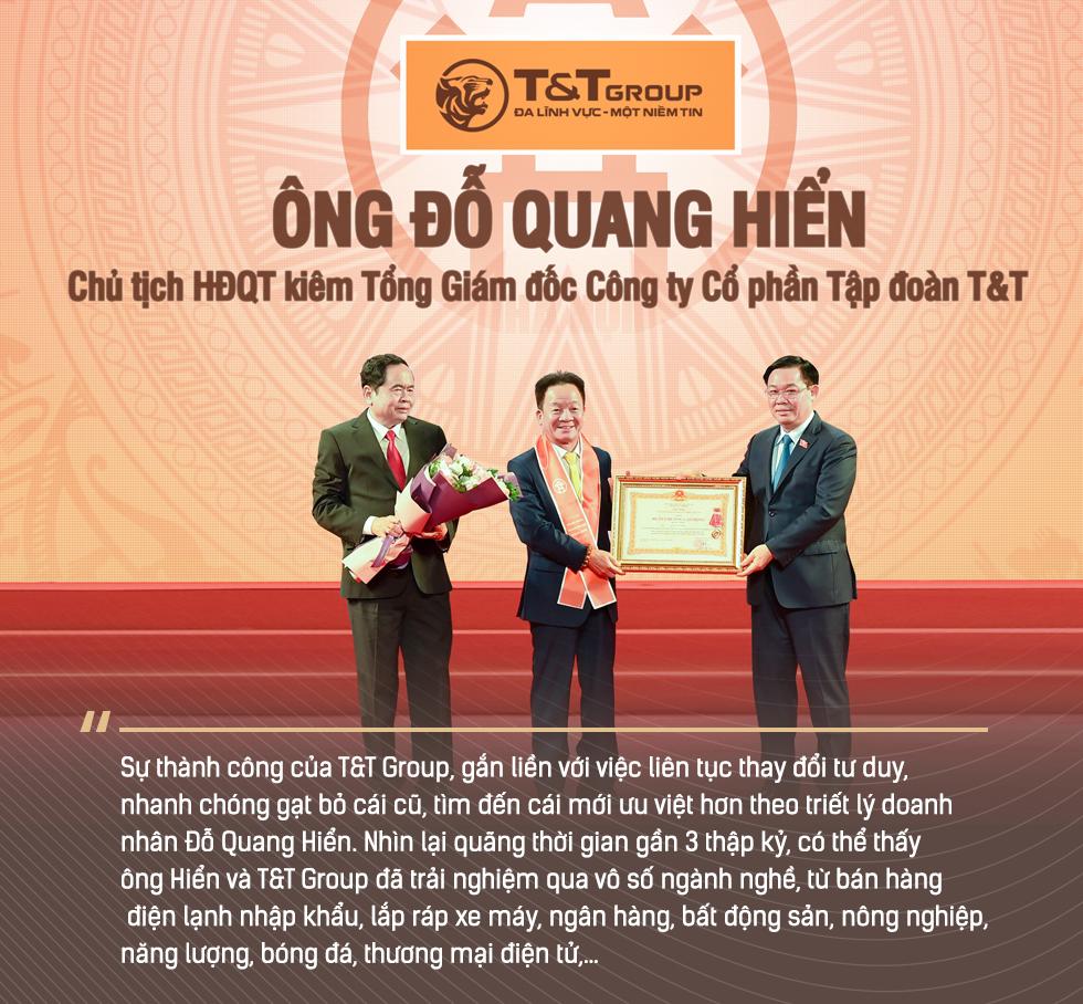 Tinh thần Bạch Thái Bưởi của Chủ tịch T&T Group Đỗ Quang Hiển 4