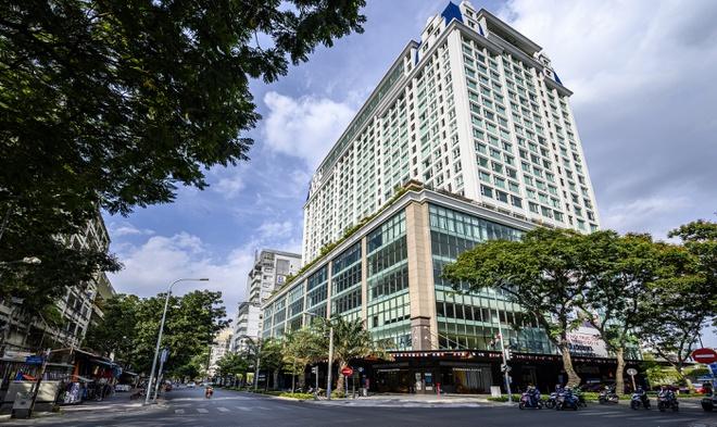 Ngân hàng rao bán khoản nợ của chủ đầu tư Léman Luxury Apartments