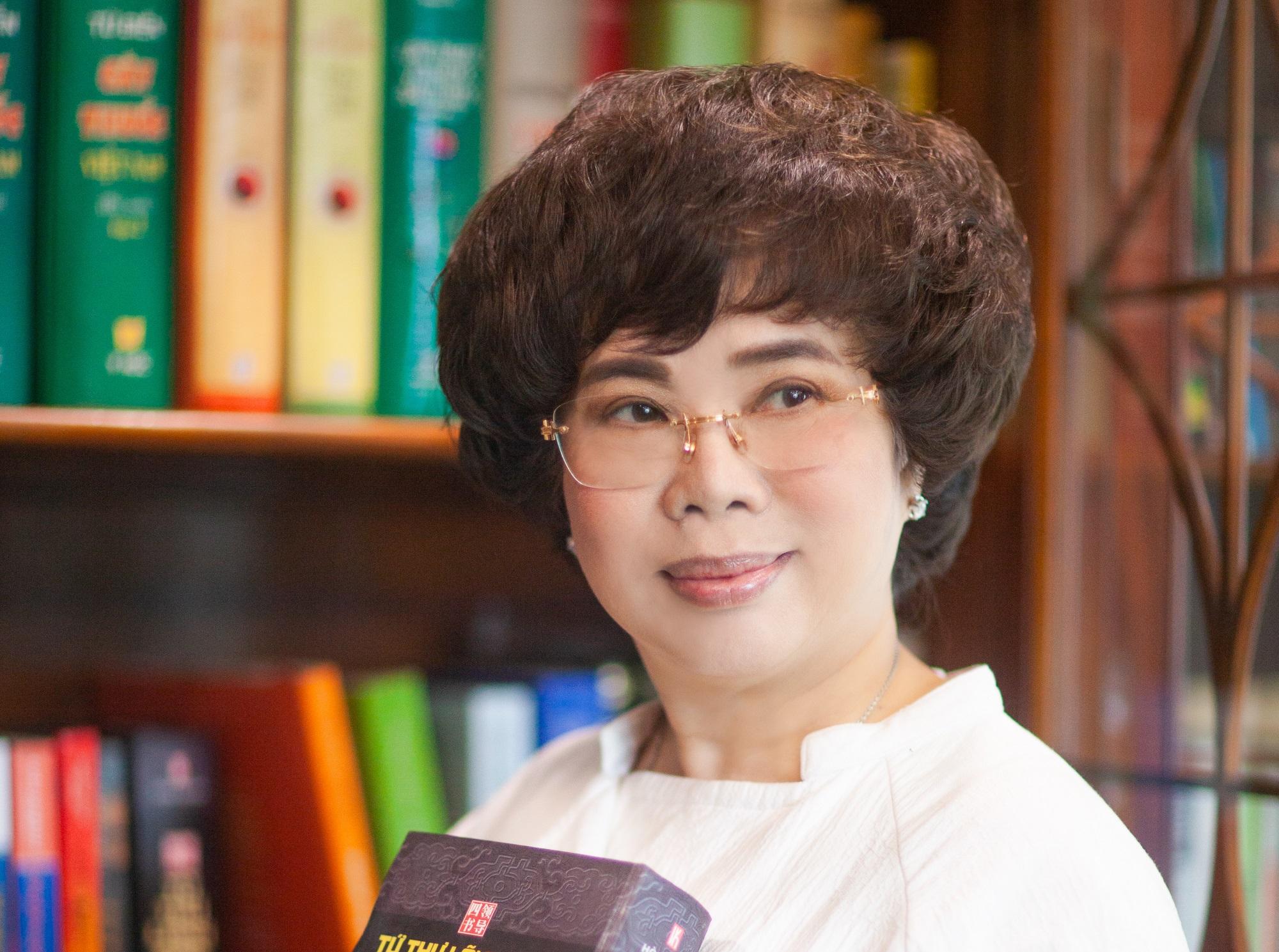 Anh hùng Lao động Thái Hương: Hạnh phúc lớn nhất của tôi là mang lại những lợi ích thiết thực cho cộng đồng 3