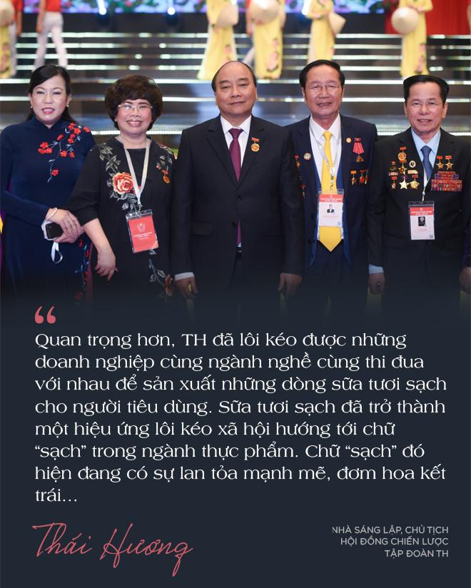 Anh hùng Lao động Thái Hương: Luôn mong muốn được chia sẻ và làm việc tốt cho xã hội 5