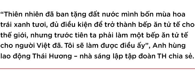 Anh hùng Lao động Thái Hương: Luôn mong muốn được chia sẻ và làm việc tốt cho xã hội 1