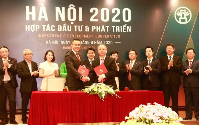 KDI Holdings hợp tác đầu tư 2 dự án xanh tỷ đô tại Bắc Từ Liêm