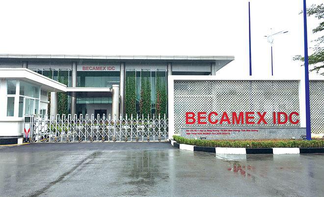 Becamex IDC giảm lợi nhuận trước khi niêm yết trên HOSE