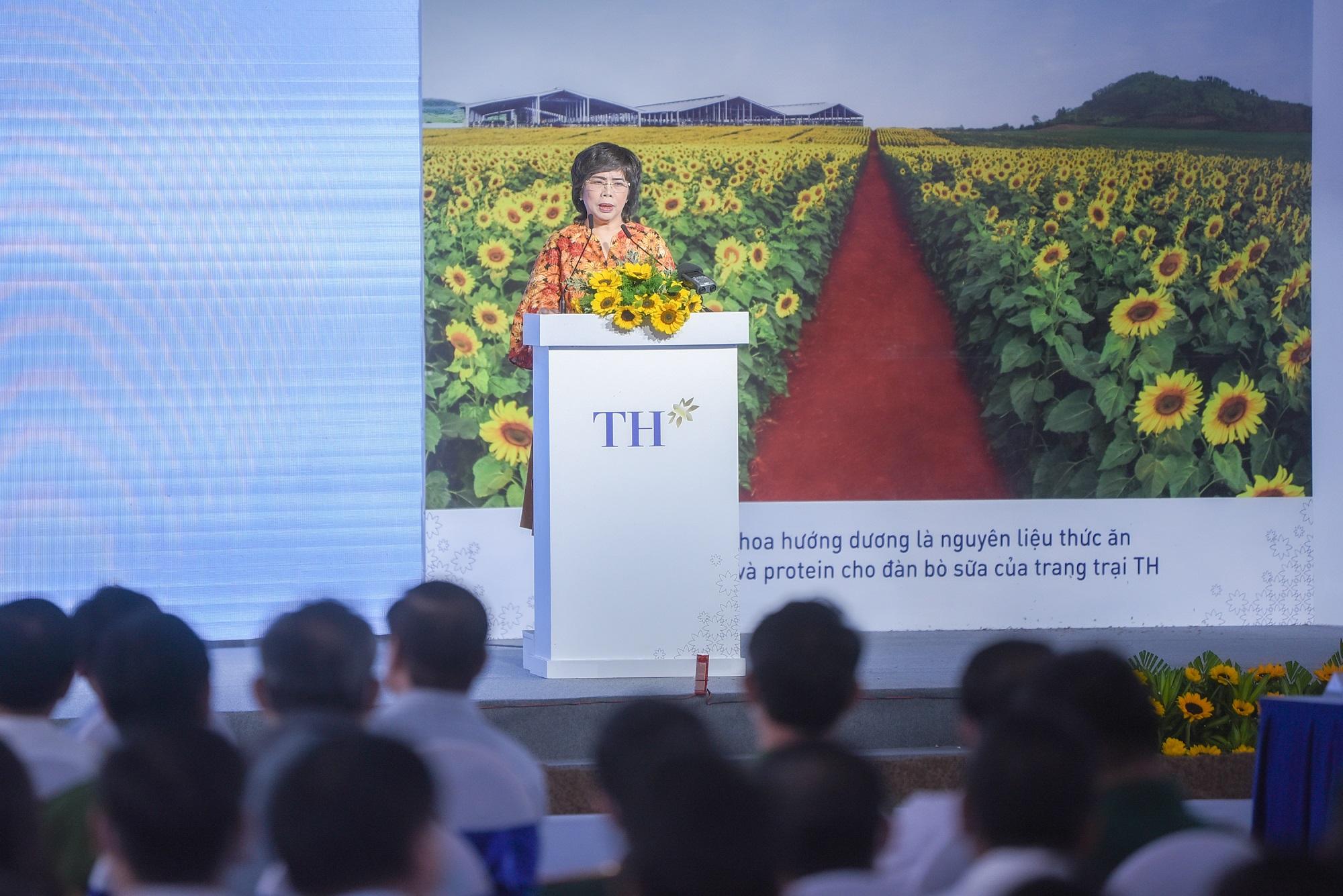 Tập đoàn TH khởi công Dự án chăn nuôi bò sữa công nghệ cao lớn nhất Tây Nguyên 1