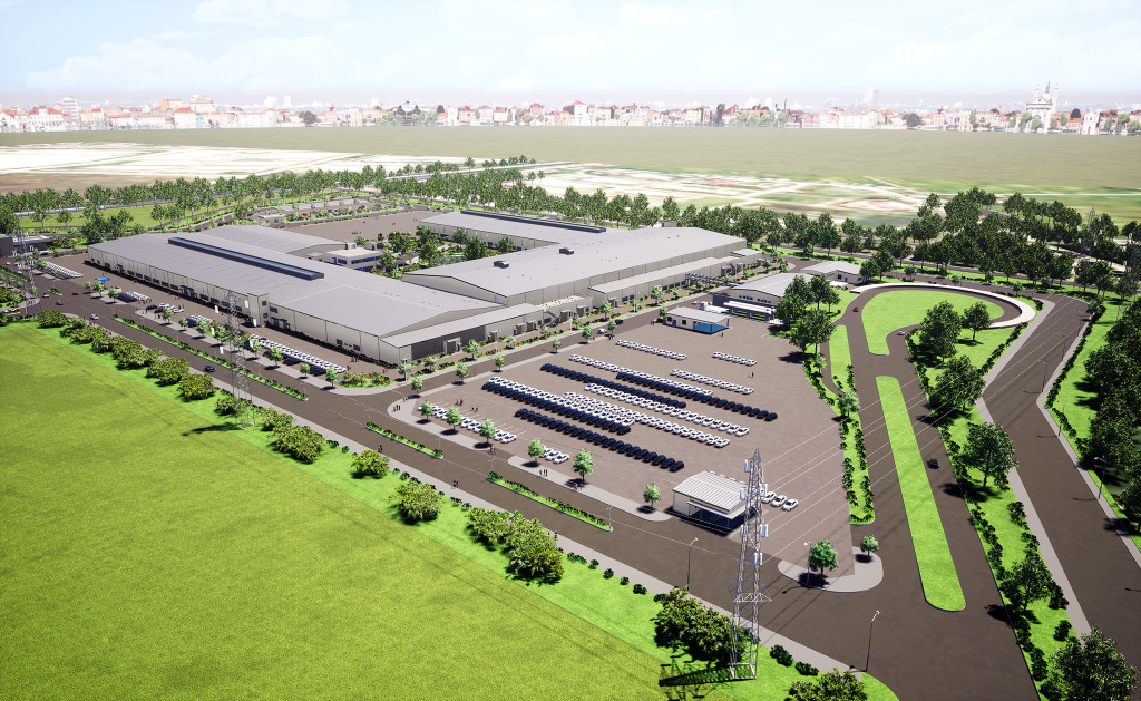 Tập đoàn Thành Công và Hyundai Motor động thổ dự án nhà máy Hyundai Thành Công số 2 tại Ninh Bình 3