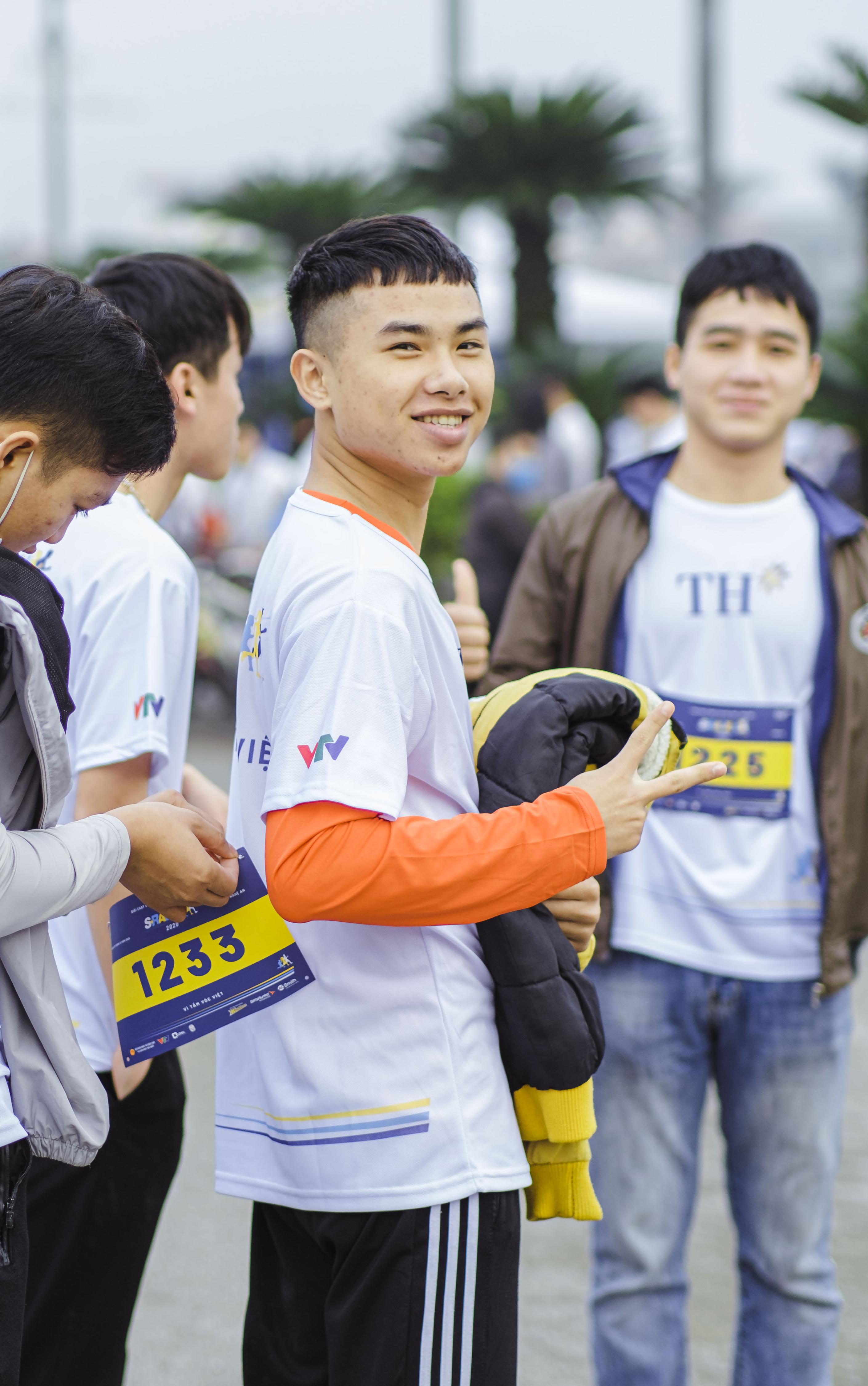 Giải chạy S-Race truyền cảm hứng cho học sinh sinh viên rèn luyện thể thao 5