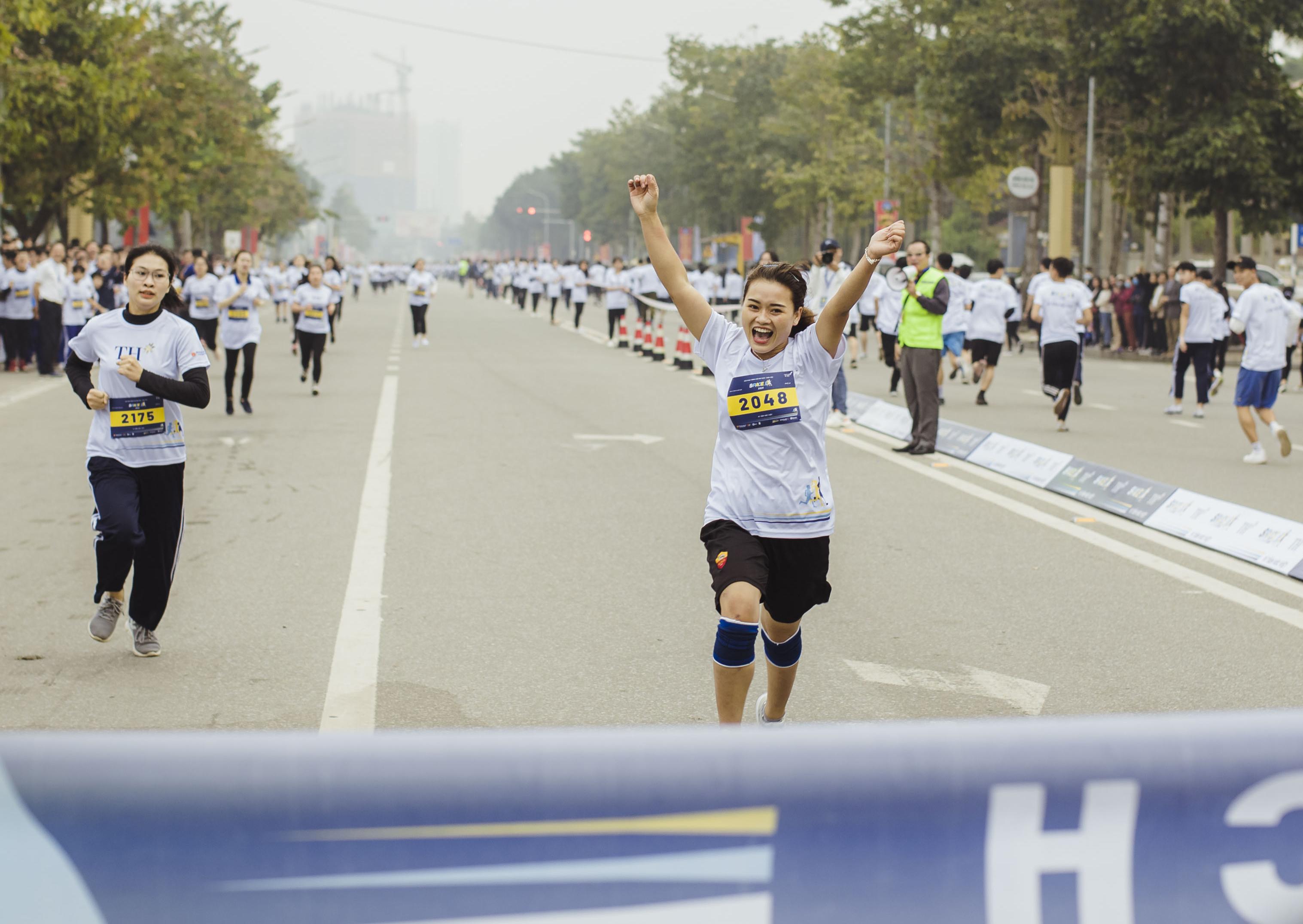 Giải chạy S-Race truyền cảm hứng cho học sinh sinh viên rèn luyện thể thao 7