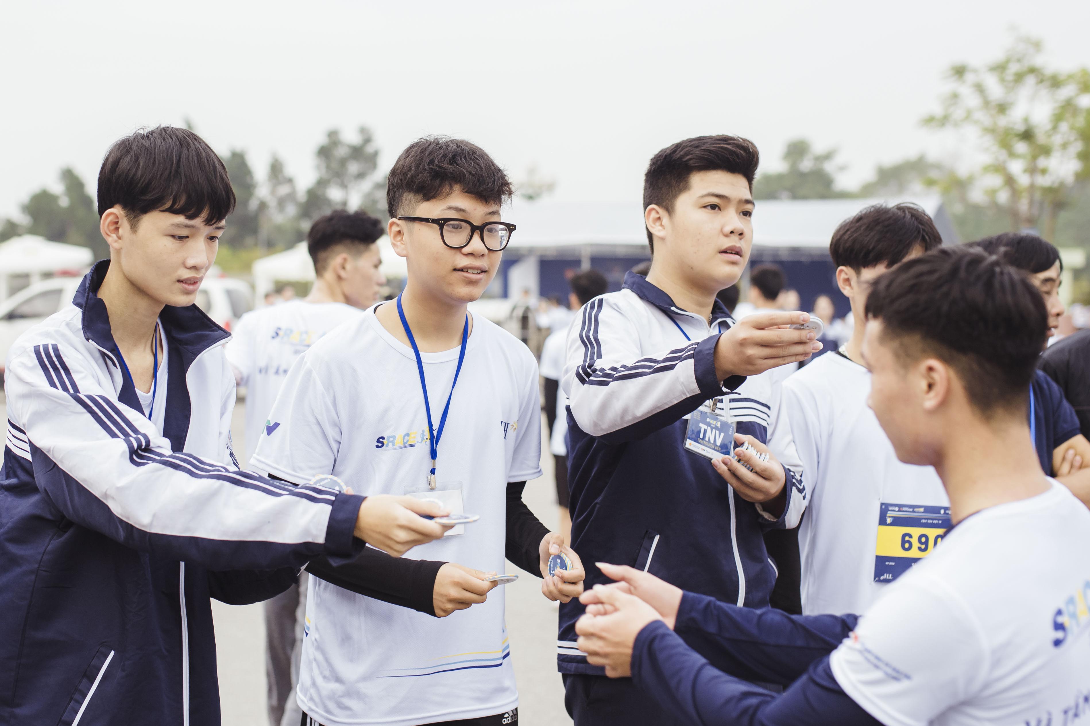 Giải chạy S-Race truyền cảm hứng cho học sinh sinh viên rèn luyện thể thao 9