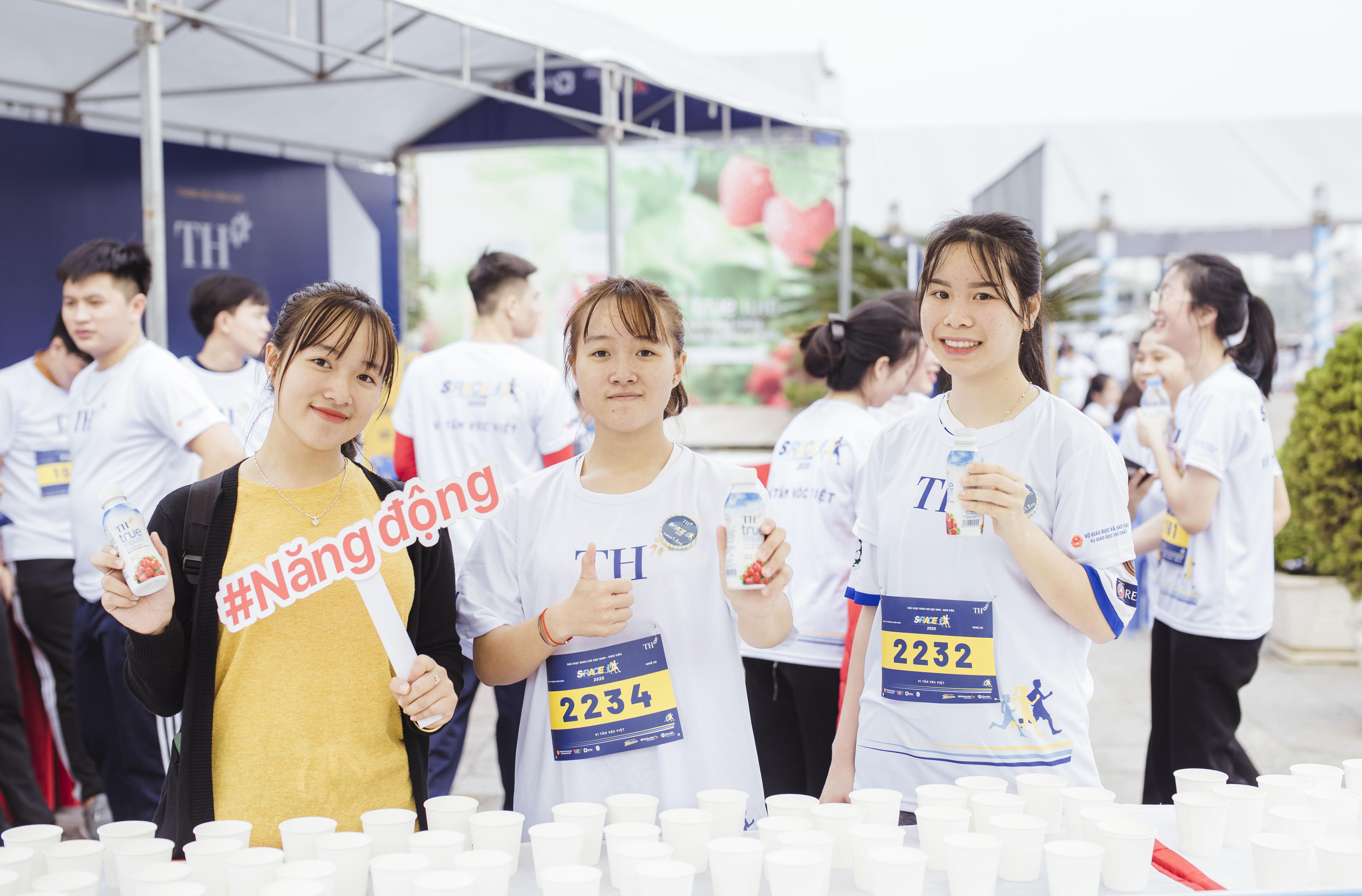 Giải chạy S-Race truyền cảm hứng cho học sinh sinh viên rèn luyện thể thao 10
