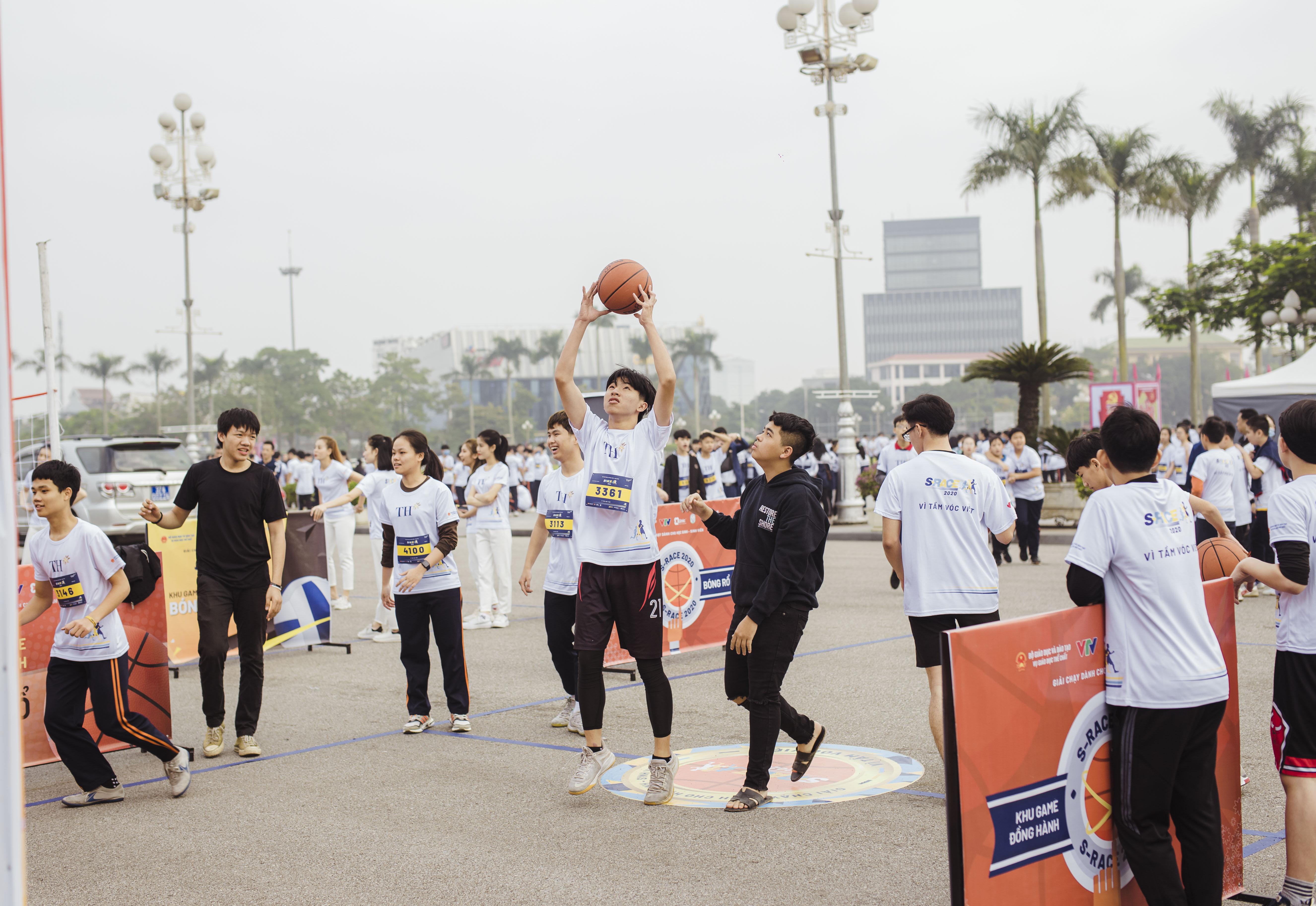 Giải chạy S-Race truyền cảm hứng cho học sinh sinh viên rèn luyện thể thao 11