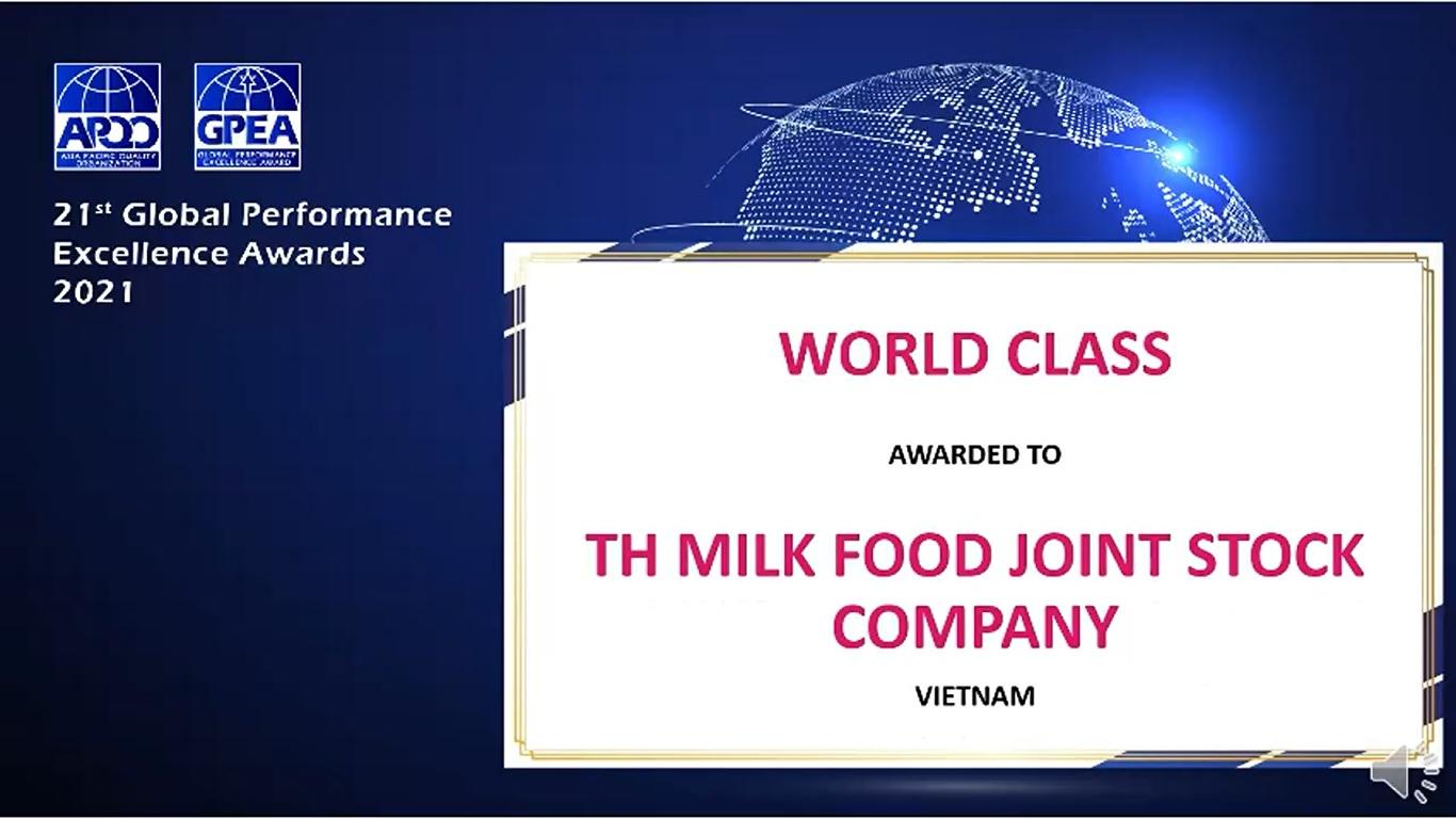 Con đường đến đẳng cấp thế giới của dòng sữa tươi sạch Việt Nam