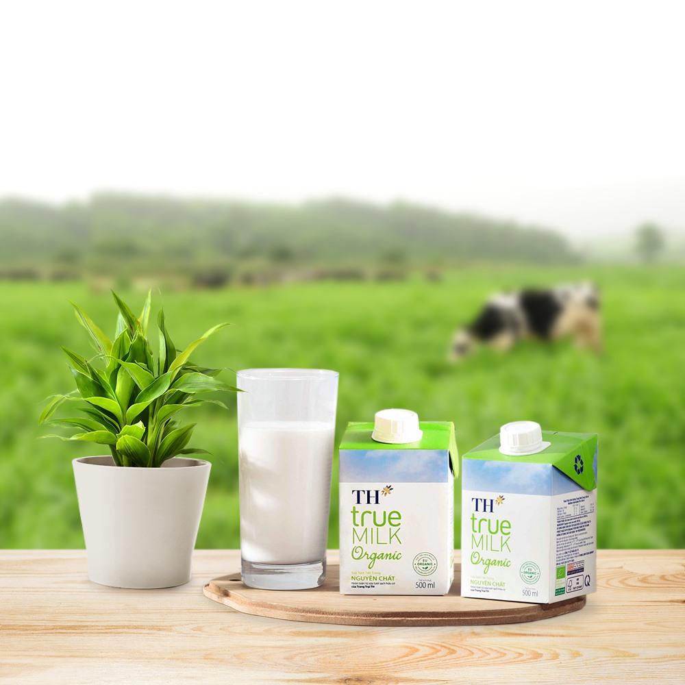 Con đường đến đẳng cấp thế giới của dòng sữa tươi sạch Việt Nam 4