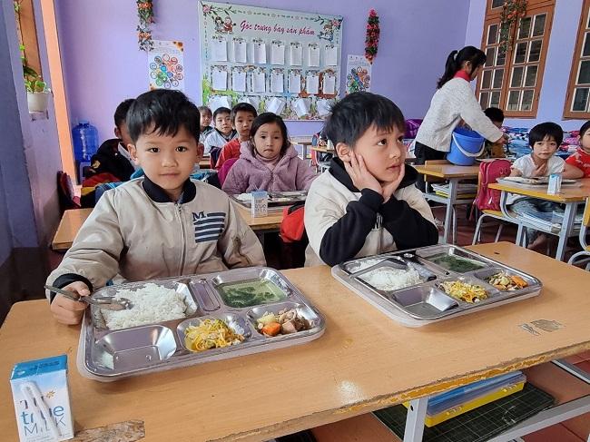 Tập đoàn TH đồng hành với Chính phủ trên hành trình chăm lo sức khỏe học đường cho trẻ em Việt Nam