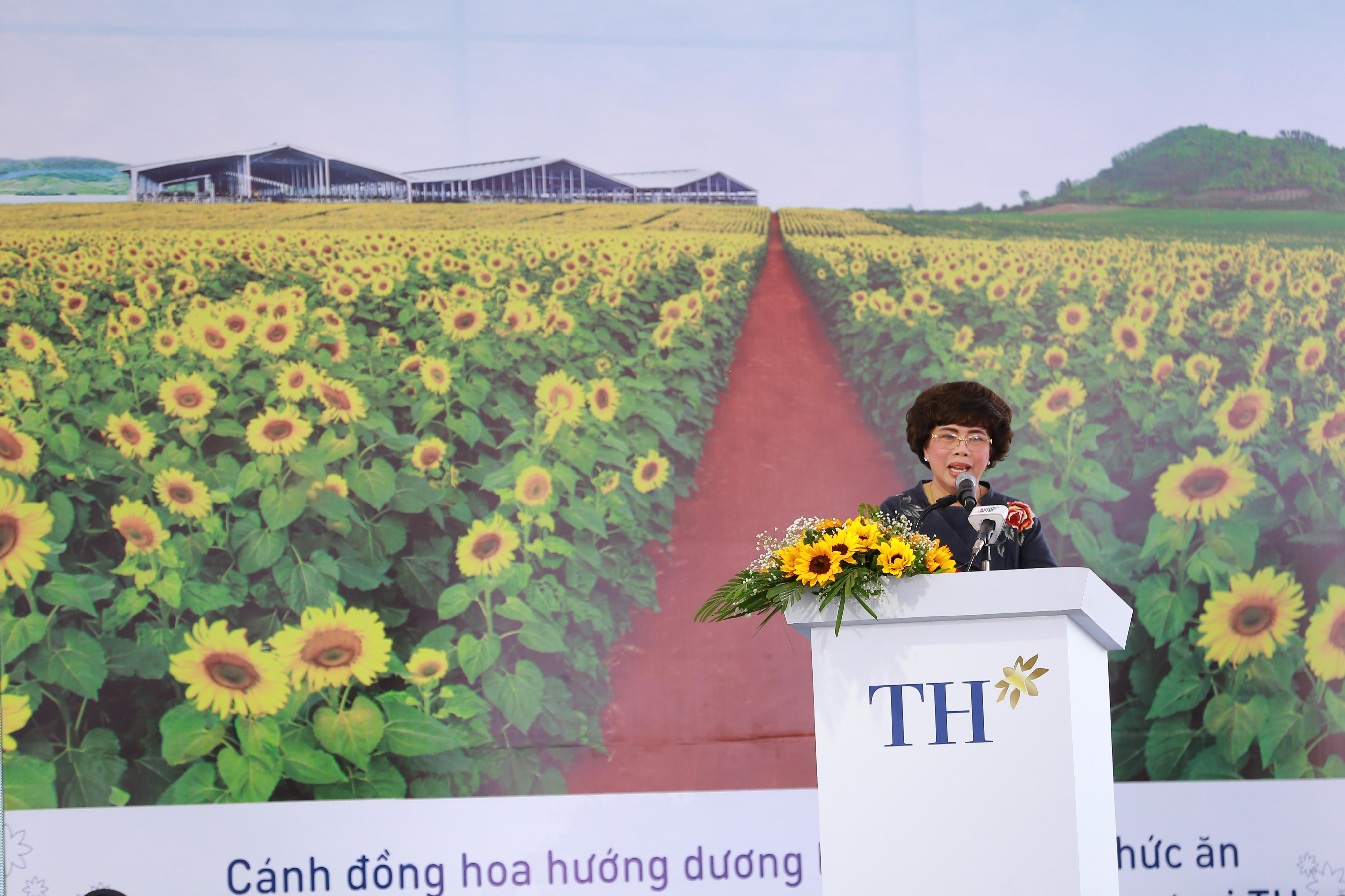 Tập đoàn TH khởi công Dự án chăn nuôi bò sữa công nghệ cao quy mô lớn nhất Đồng bằng sông Cửu Long