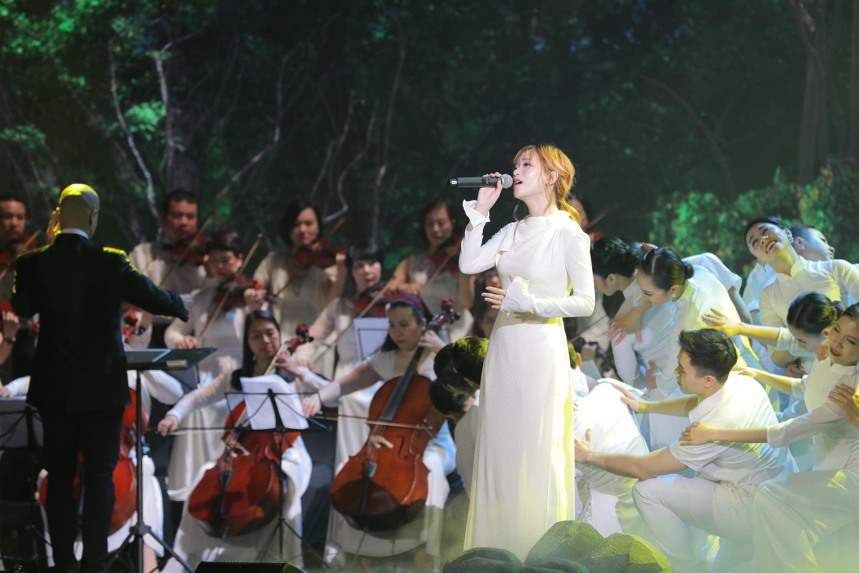 VTV true Concert 2021: Khúc hoan ca vĩnh cửu của Nước và Mẹ Thiên nhiên
