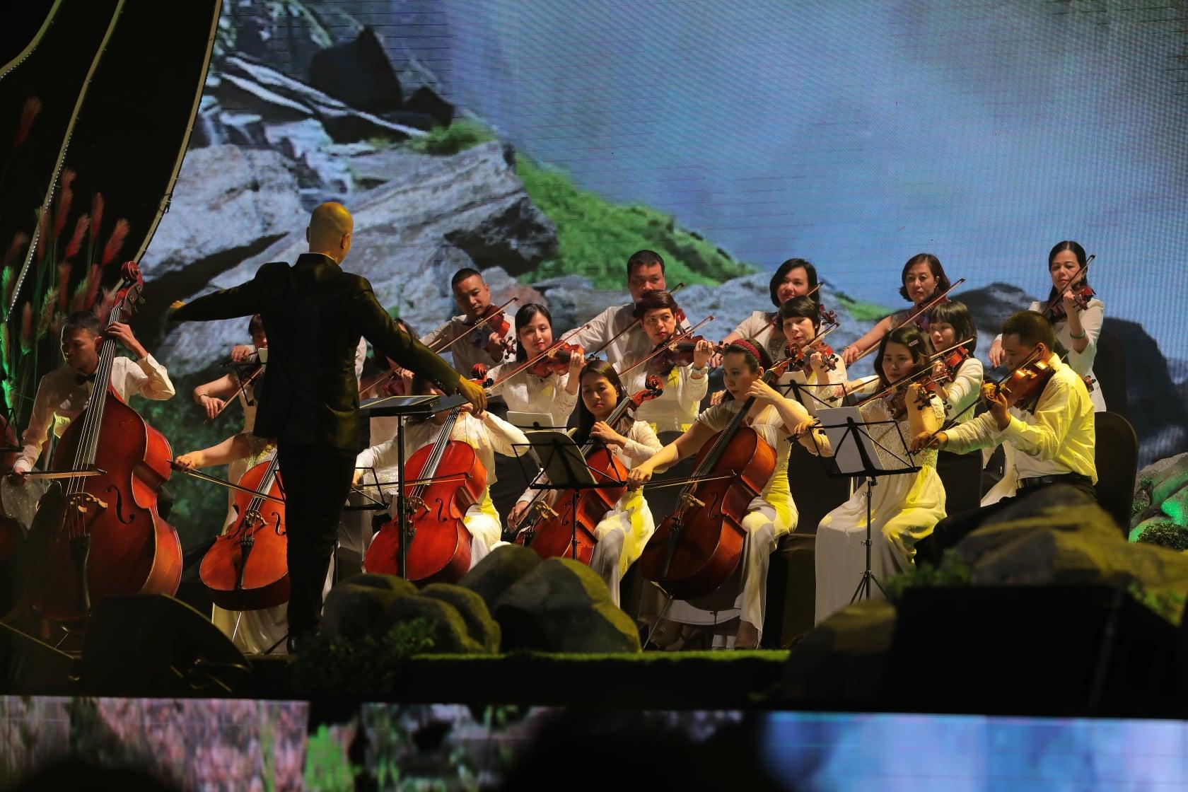 VTV true Concert 2021: Khúc hoan ca vĩnh cửu của Nước và Mẹ Thiên nhiên 1