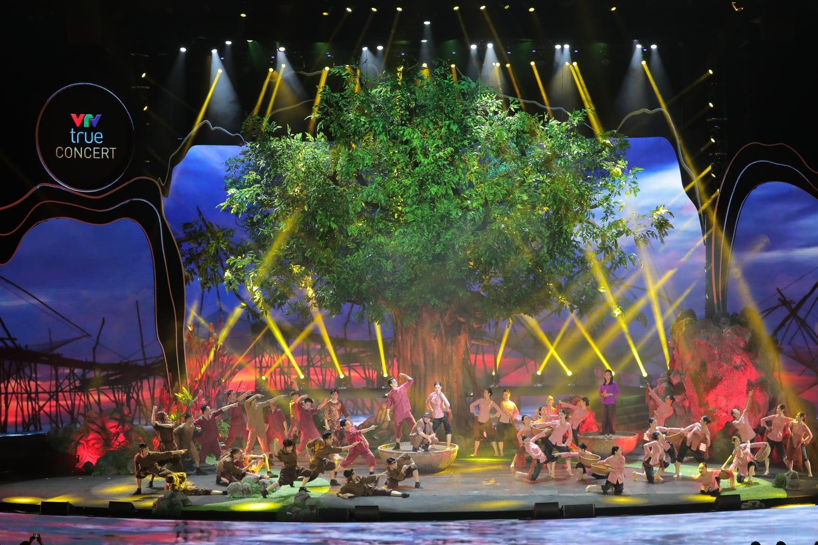 VTV true Concert 2021: Khúc hoan ca vĩnh cửu của Nước và Mẹ Thiên nhiên 2