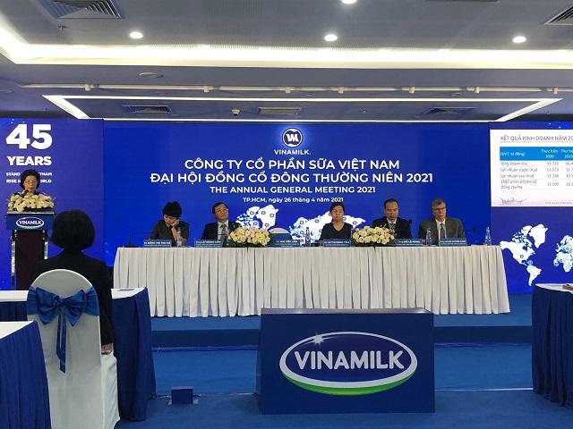 Dịch Covid-19 và nguyên liệu tăng ảnh hưởng lớn đến Vinamilk
