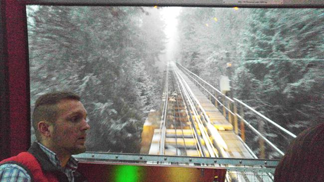 Cuộc phiêu lưu vào lòng tuyết 28