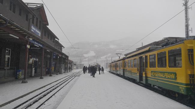 Cuộc phiêu lưu vào lòng tuyết 10