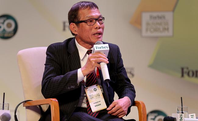 Ông Võ Quang Huệ: Tôi chưa bao giờ trẻ như bây giờ