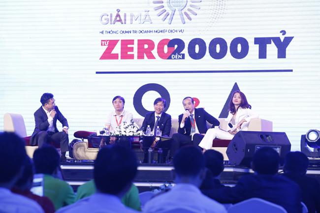 CMC – Hành trình từ zero đến doanh thu 2.000 tỷ đồng