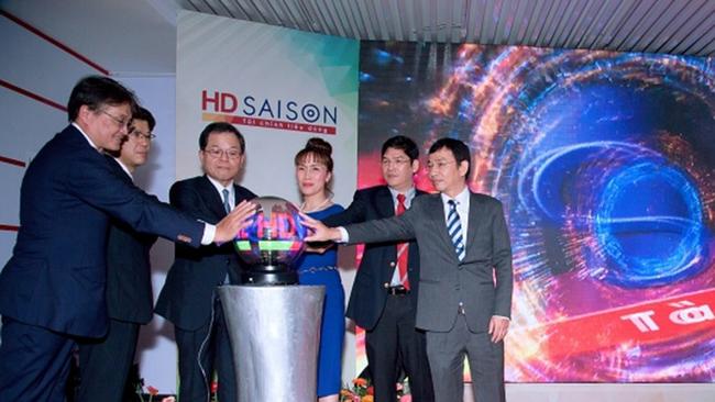 Doanh thu 6 tháng đầu năm của HDBank gấp 2,3 lần so với cùng kỳ 2017