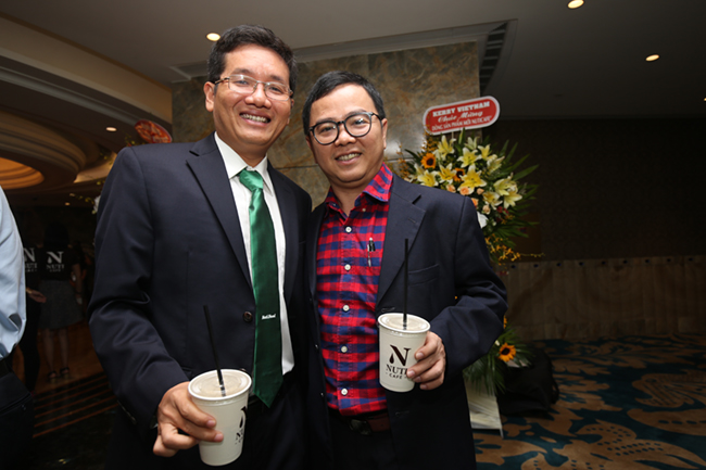 Nutifood với tham vọng biến sản phẩm mới Cà Phê Sữa Đá Tươi thành đại diện cho nền ẩm thực Việt