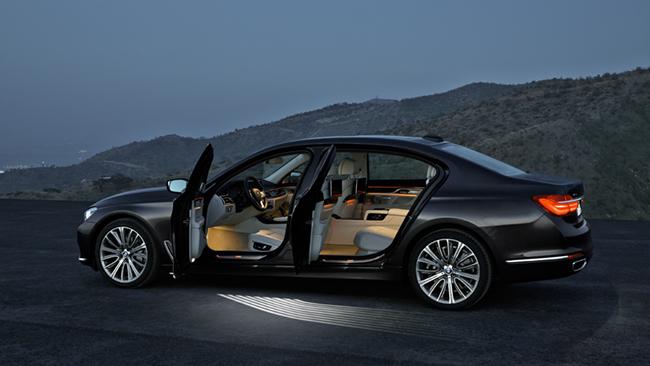 Thaco sắp đưa BMW 7 Series trở lại Việt Nam