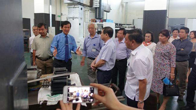 Chủ tịch TP. HCM: Đổi mới sáng tạo chính là chìa khóa để nâng cao chất lượng sản phẩm
