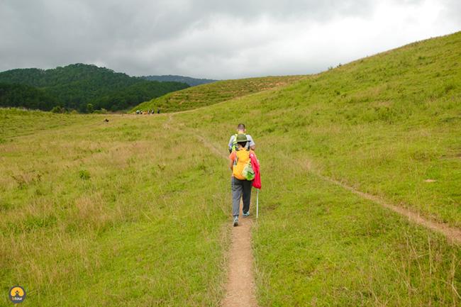 Trekking Tà Năng – Phan Dũng: Cung đường không dành cho những người yếu đuối 3