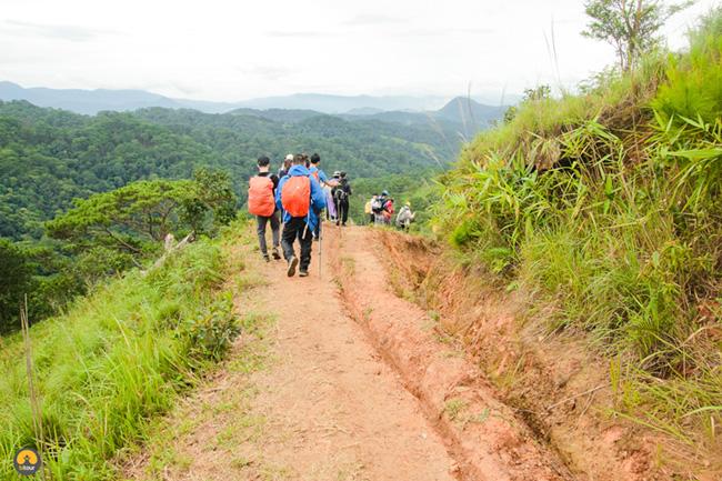 Trekking Tà Năng – Phan Dũng: Cung đường không dành cho những người yếu đuối