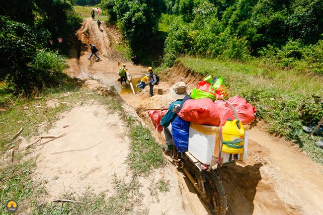Trekking Tà Năng – Phan Dũng: Cung đường không dành cho những người yếu đuối 21