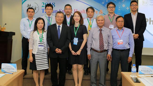 Việt Nam lần đầu chính thức tiếp cận sâu các công nghệ y tế thông minh từ Đài Loan