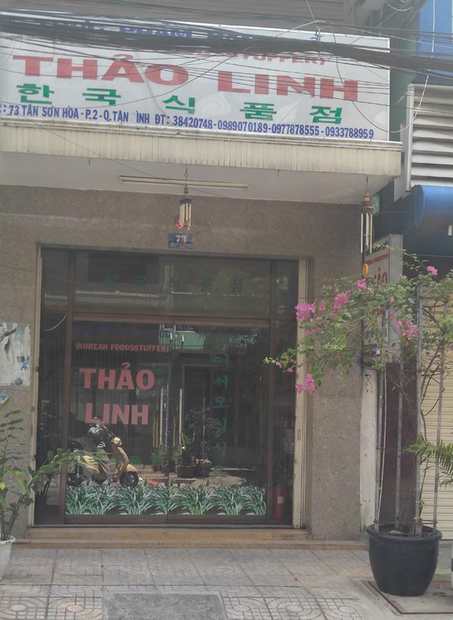 Muôn sắc chợ ngoại ở TP. HCM 9
