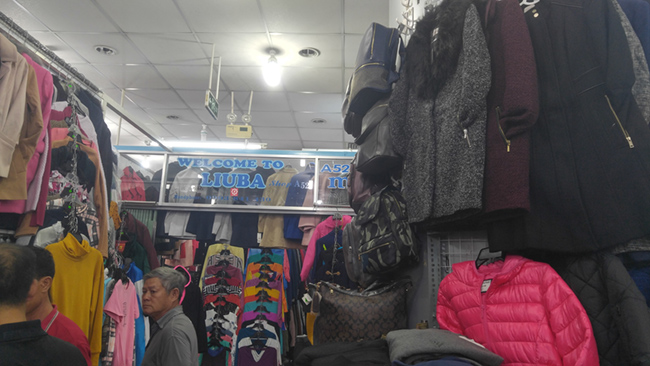 Muôn sắc chợ ngoại ở TP. HCM 1