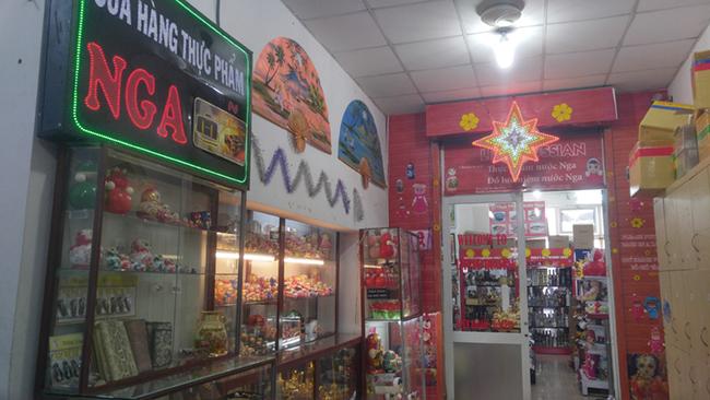 Muôn sắc chợ ngoại ở TP. HCM 4
