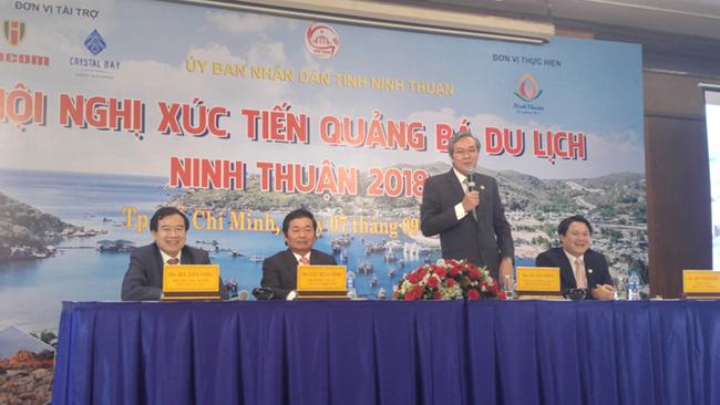 Chủ tịch tỉnh Ninh Thuận: Những con sếu đầu đàn đang tìm đến với chúng tôi