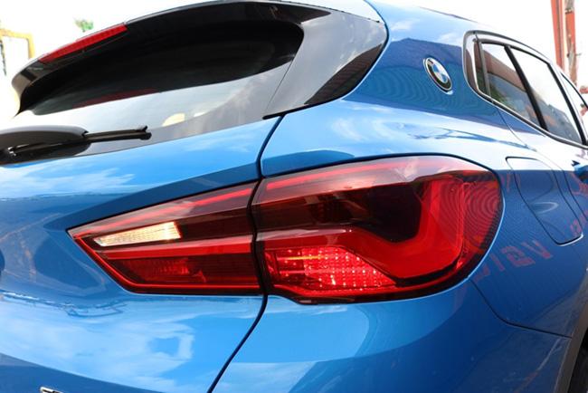 Cận cảnh BMW X2 lần đầu tiên xuất hiện tại Việt Nam 1