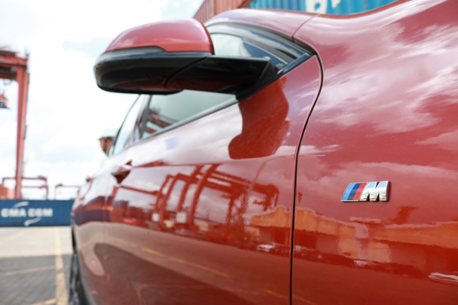 Cận cảnh BMW X2 lần đầu tiên xuất hiện tại Việt Nam 3