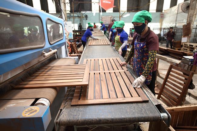 Mục tiêu giành vị thế vị trí thứ 2 thế giới trong 6 năm nữa của ngành gỗ nội thất Việt có thực thế?