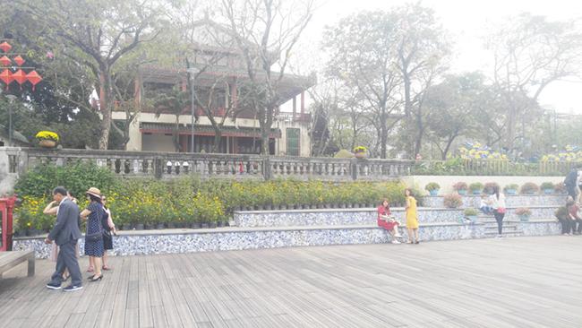 Cầu gỗ lim tiền tỷ trên sông Hương – địa điểm check-in hot nhất Tết 2019 ở Huế 11