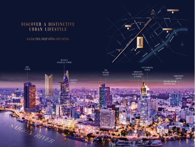 Dự án The Grand Manhattan ra mắt tháp Parkview