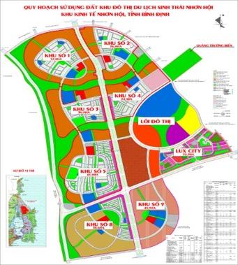 Phát Đạt trúng đấu giá quyền sử dụng đất phần khu số 2 – Khu đô thị du lịch sinh thái Nhơn Hội