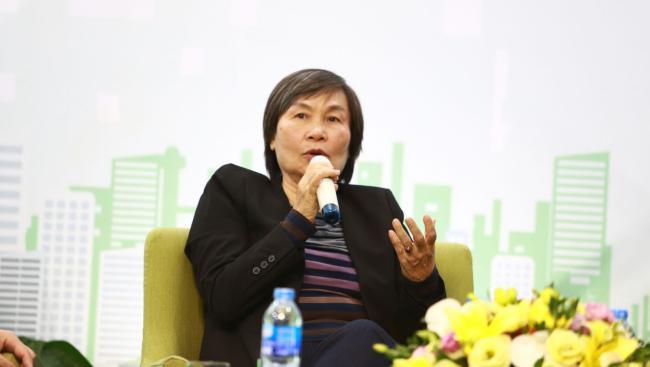 """KTS. Nguyễn Hồng Thục: Các đô thị lớn của Việt Nam đang """"quy hoạch ngược"""" 1"""